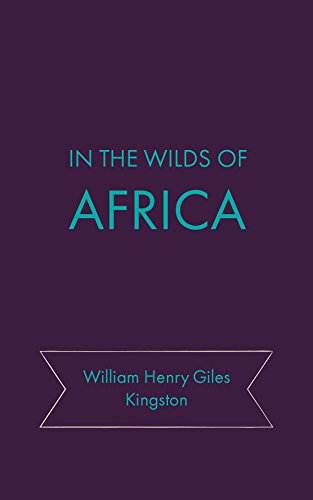Large book cover: In the Wilds of Africa