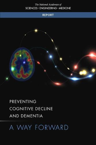 Large book cover: Preventing Cognitive Decline and Dementia