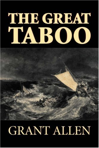 Large book cover: The Great Taboo