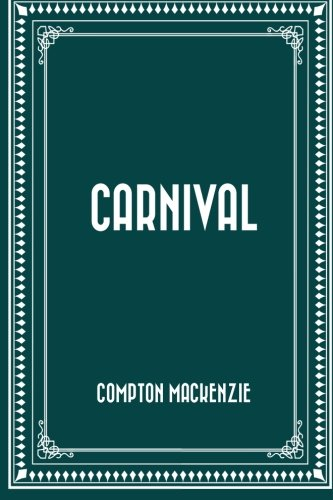 Large book cover: Carnival