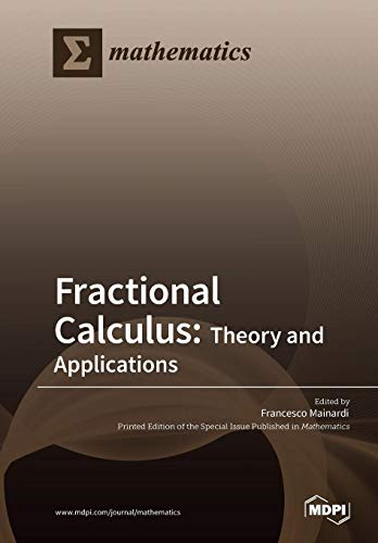 Large book cover: Fractional Calculus: Theory and Applications