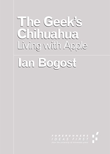 Large book cover: The Geek's Chihuahua: Living with Apple