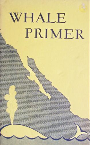 Large book cover: Whale Primer