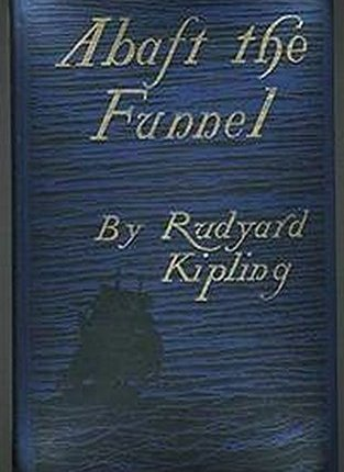 Large book cover: Abaft the Funnel