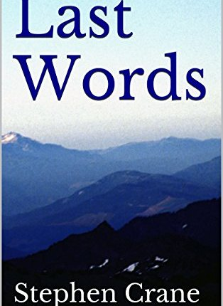 Large book cover: Last Words