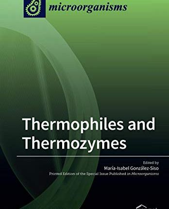 Large book cover: Thermophiles and Thermozymes