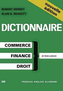 Dictionary-of-Commercial-Financial-and-Legal-Terms-209x300 Dictionary of Commercial, Financial and Legal Terms DICTIONNAIRE DES TERMES COMMERCIAUX, FINANCIERS ET JURIDIQUES