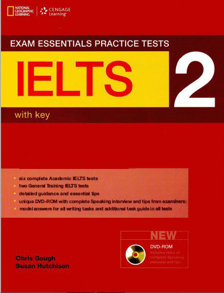 Exam Essentials: IELTS Practice Tests 2 with key (Books+Audio+Video)