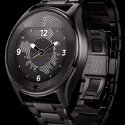 Olio-smartwatch-model-one-black-collection