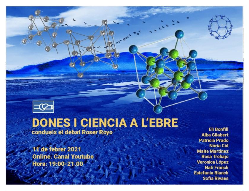 """11 de febrer """"Dia Internacional de les Dones i les Nenes en la Ciència"""""""