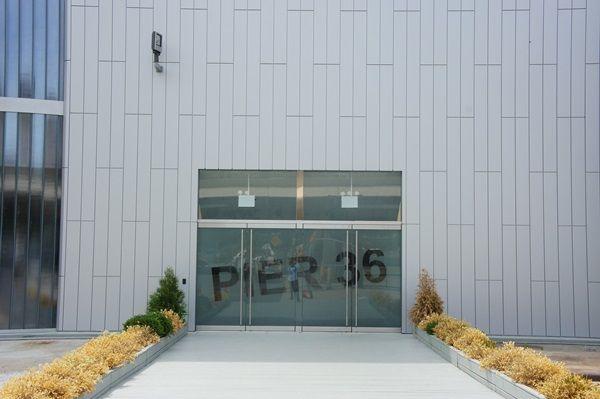 Pier 36 Entrance