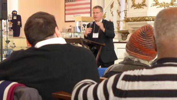 Rev. Dr. Bill Lupfer