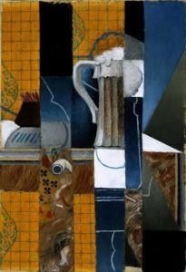 Juan Gris Painting