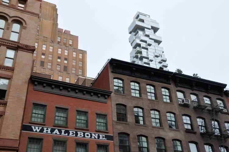 56 Leonard Street in Tribeca
