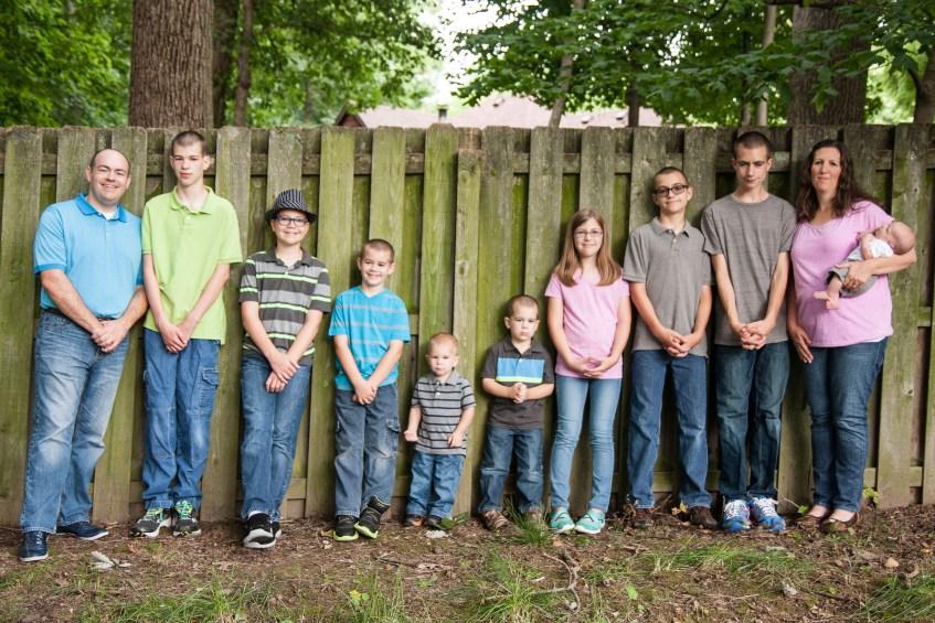Brubaker Family