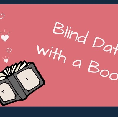 Blind Date with a Book Reveal #7