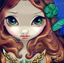 Faces of Fairy #72 by Jasmine Becket-Griffith