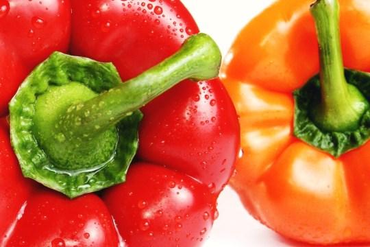 Bell Peppers antioxidants