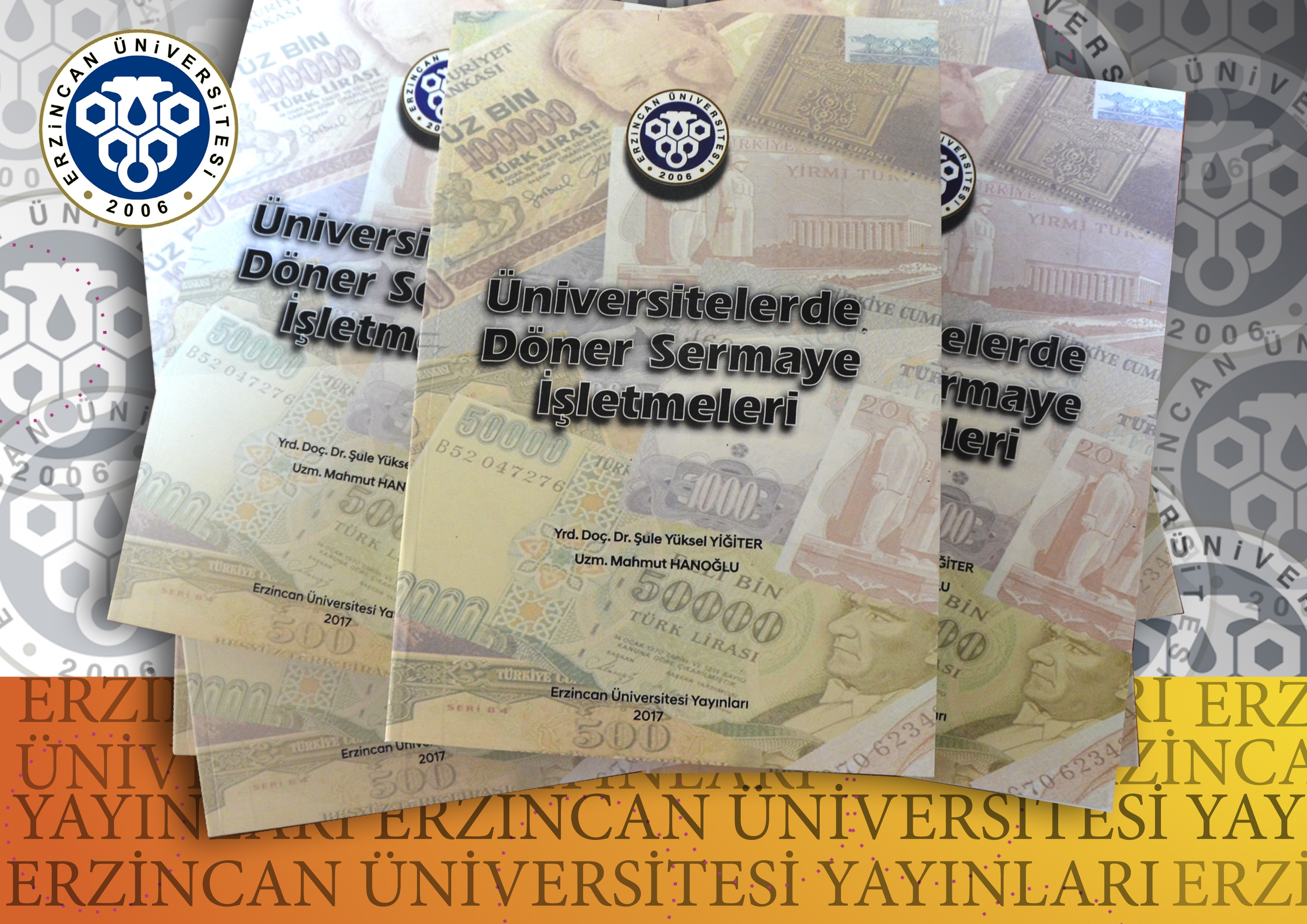A New Book From Publications of Erzincan University