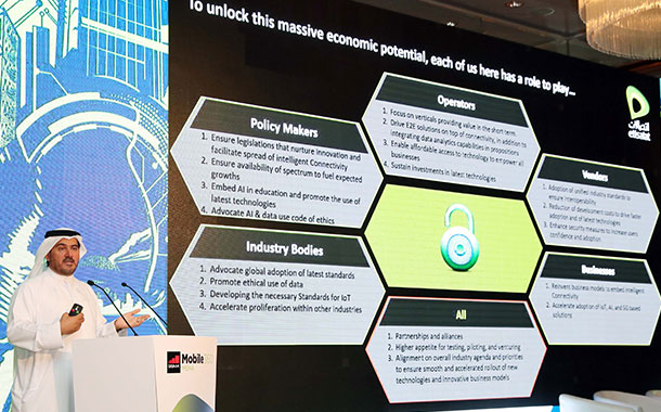 Etisalat executives assert 5G will play a critical role in empowering industries