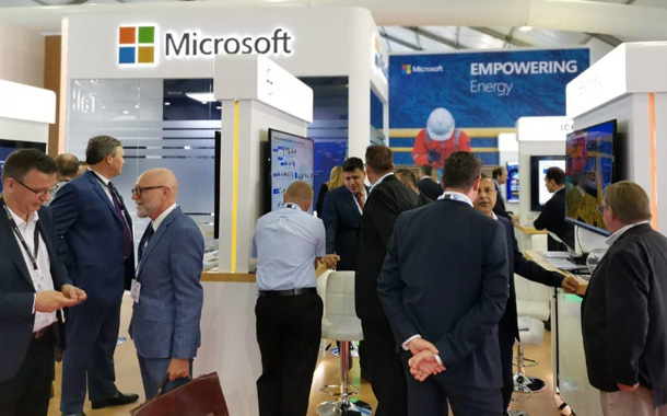 Microsoft marks ADIPEC 2019 with intelligent Cloud to empower regional energy sector