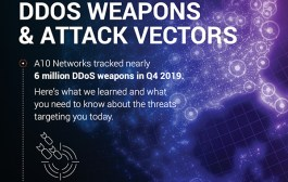 A10 Networks releases DDoS weapons report to help orgs be more proactive