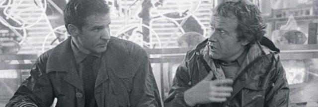 Ridley scott y Harrison Ford