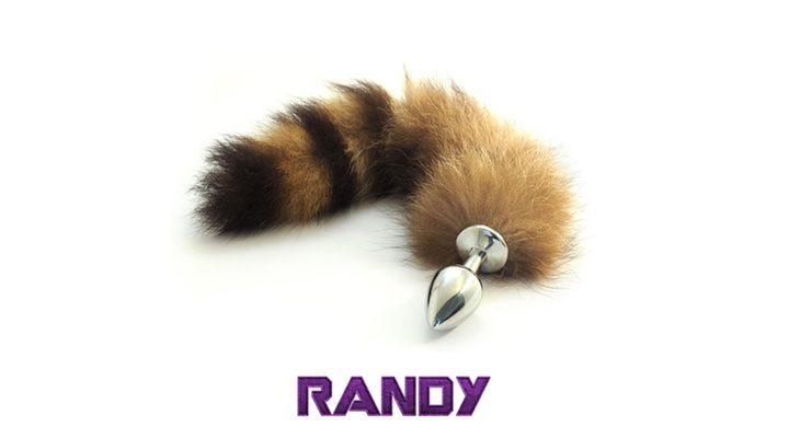 Randy el mapache