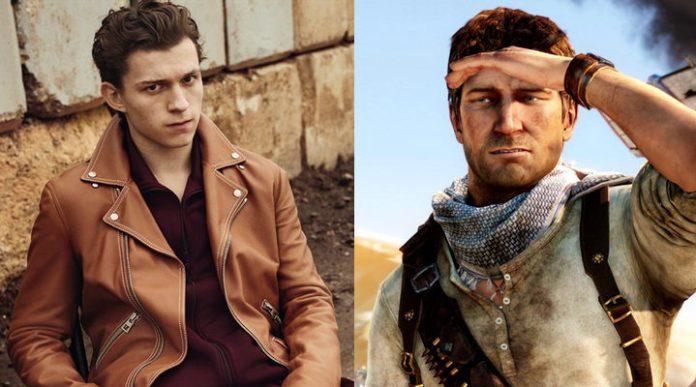 Tom Holland akan memerankan Nathan Drake?