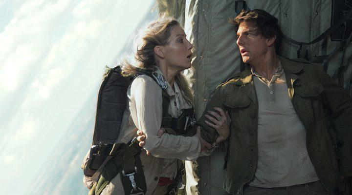 Tom Cruise podría estrellarse en 'La momia'