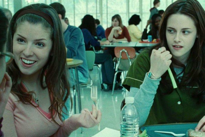 Jessica Stanley in the saga 'Twilight' (2008 - 2011)