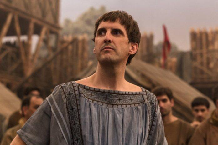 Acilius Sempronius in 'Just before Christ'