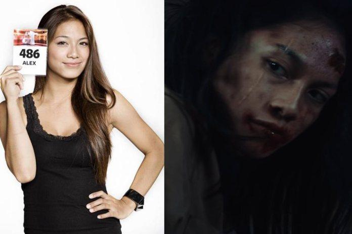The actress who plays Miharu was a contestant of 'operación Triunfo'