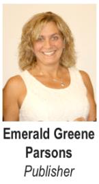 Emerald Greene - Publisher