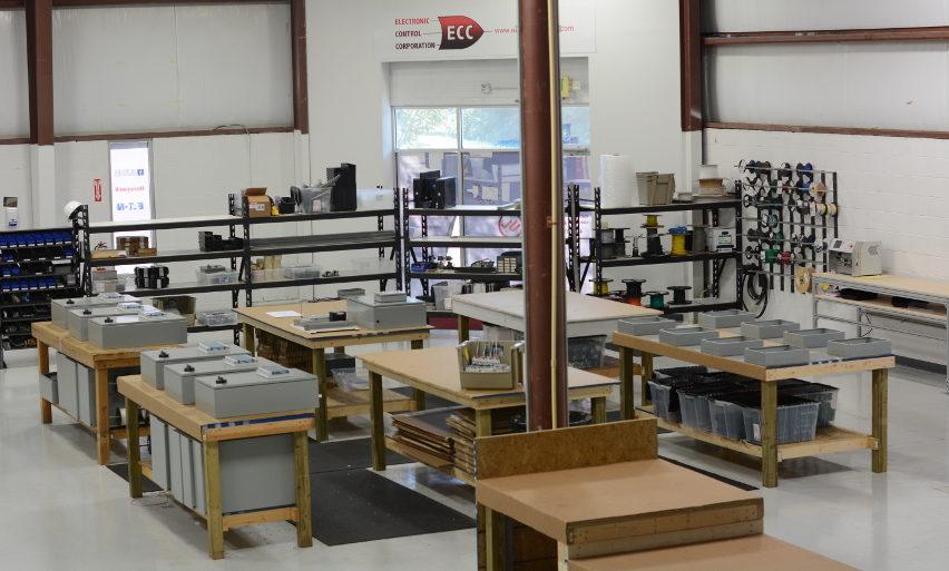 ecc-automation facility USA