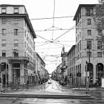 Milano Cso San Gottardo -2019 foto Marco Introini