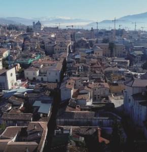 L'Aquila; ricostruzione; terremoto