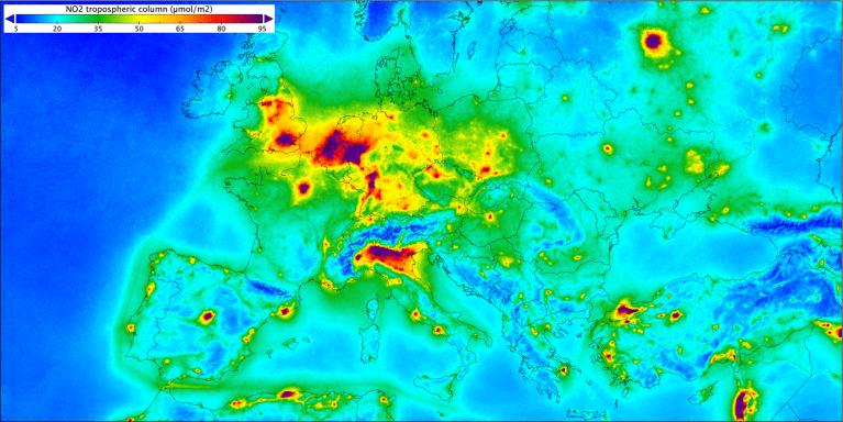Quinta proposta di intervento di Ricomporre i Divari: il miglioramento della qualità dell'aria nel Bacino Padano