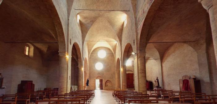 Chiesa Santa Maria di Propezzano turismo Abruzzo