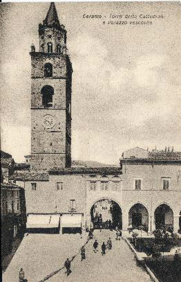 Campanile Duomo di Teramo