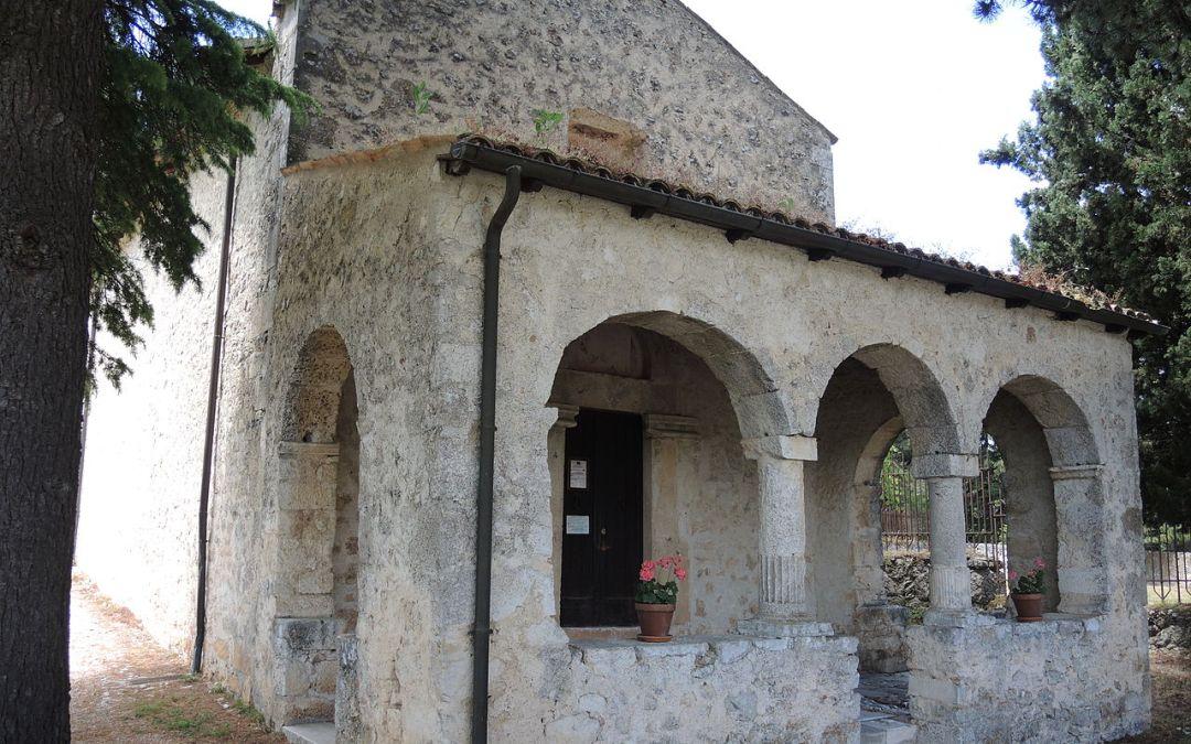 Oratorio di San Pellegrino - Bomanico