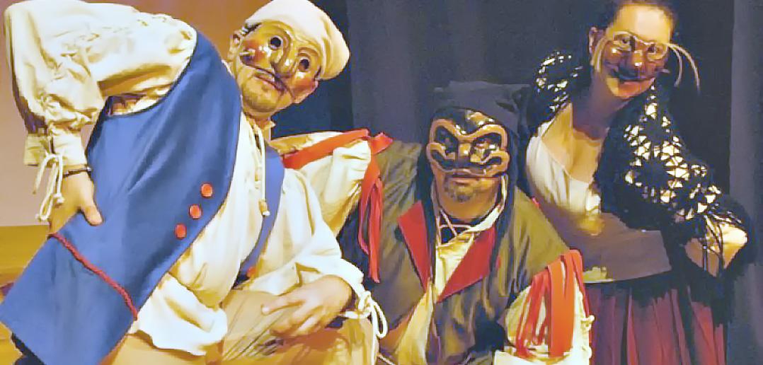 maschere di carnevale abruzzesi