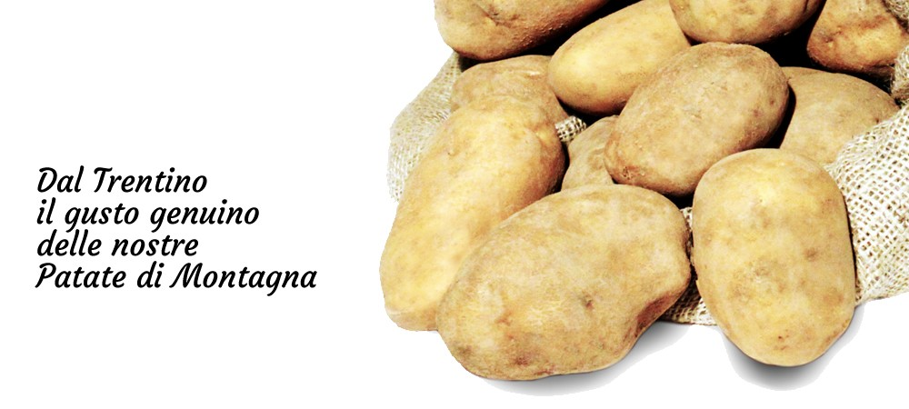 LE MONTAGNINE, patate dal Trentino