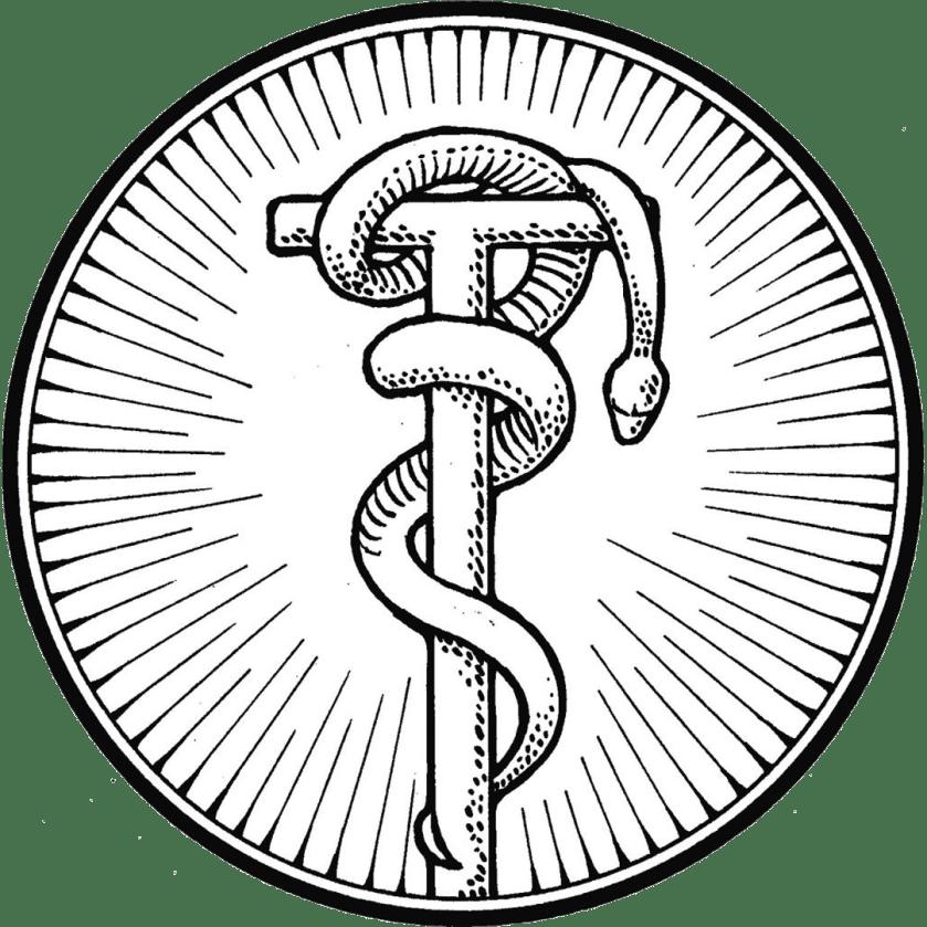 Ecclesia Gnostica Universalis - Tau and Serpent