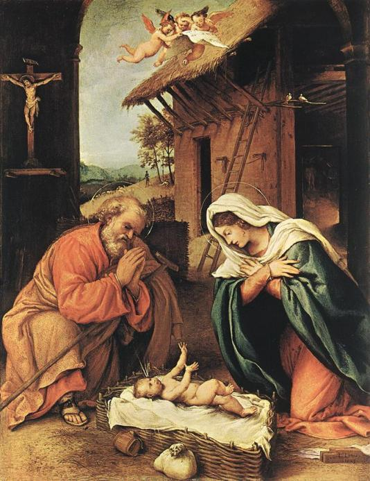 Lorenzo_Lotto_Nativity_