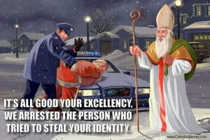 Humor-Catholic-cartoons-St. Nicholas identity theft