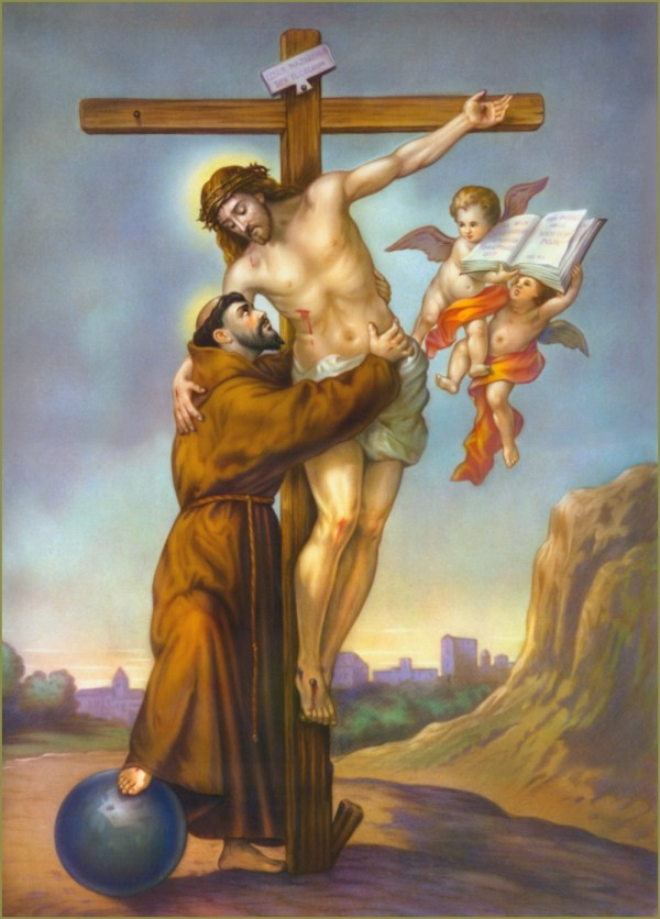 Feast Of St Francis Of Assisi Ecclesia Militans