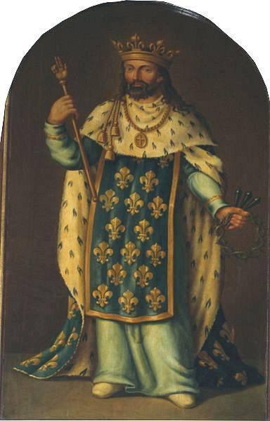 St. Louis IX - King