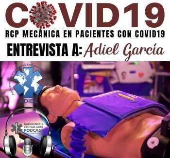 RCP mecánica en pacientes con covid19