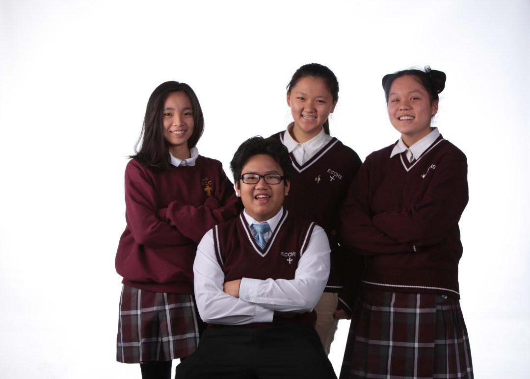 China, Bob, Vicky and Julia